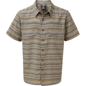 Sherpa Bhaku Shirt Heren, monsoon grey